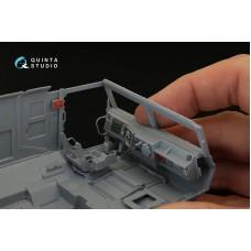 QD35005 1/35 3D Декаль интерьера кабины для Тайфун-К (для модели Звезда)