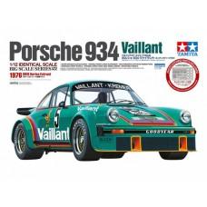12056 Tamiya сборная модель автомобиль Porsche 934 Vaillant 1976 DRM Series Entrant масштаб 1/12