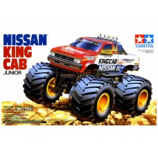 Nissan King Cab Jr. с электромоторчиком