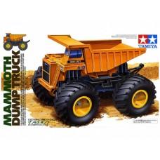 грузовик Mammoth Dump Truck с электромоторчиком (1:32)