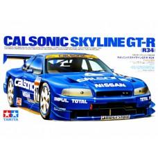 24219 Nissan Calsonic Skyline GT-R (R34) (1:24)
