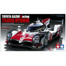 24349 TAMIYA сборная модель автомобиля Toyota Gazoo Racing TS050 масштаб 1/24