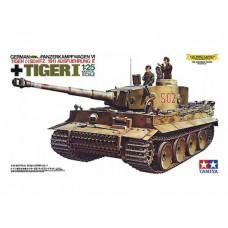 Немецкий тяжёлый танк Tiger I