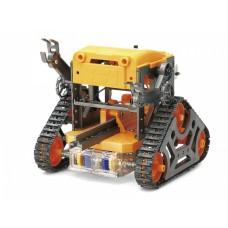 Механический программируемый робот (оранжевый)