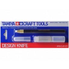 Дизайнерский нож с 30 дополнительными лезвиями