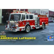 02506 Американский LAFRANCE Eagle Fire Pumper 2002