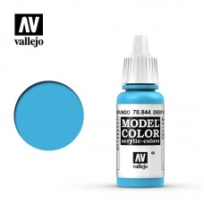 70844 Vallejo Краска акриловая  Model Color Небесно-голубой/Deep sky blue