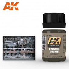Смеси для нанесения эффектов ENGINE GRIME (грязь двигателя)