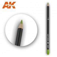 """Акварельный карандаш """"Светло-зеленый""""/Weathering Pencil Light Green"""
