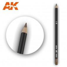 """Акварельный карандаш """"Сепия"""" / Watercolor Pencil Sepia"""