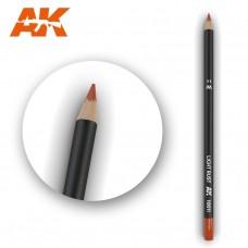 """Акварельный карандаш """"Светлая ржавчина"""" / Watercolor Pencil Light Rust"""