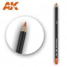 """Акварельный карандаш """"Охра"""" / Watercolor Pencil Strong Ocher"""