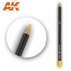 """Акварельный карандаш """"Желтый"""" / Watercolor Pencil Yellow"""