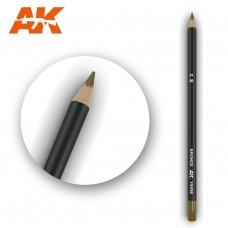 "Акварельный карандаш ""Бронза"" / Watercolor Pencil Bronze"