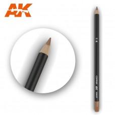 "Акварельный карандаш ""Медь"" / Watercolor Pencil Copper"