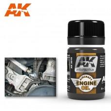 AIRCRAFT ENGINE OIL (масло двигателей самолетов)