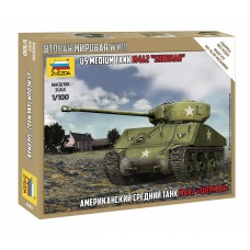 Американский танк Шерман