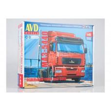 1455AVD AVDMODELS Седельный тягач МАЗ-5440 масштаб 1/43