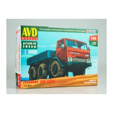 1467AVD AVDMODELS Сборная модель ЗИЛ-132РС МАСШТАБ 1/43