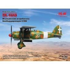 32023 CR. 42AS, итальянский истребитель-бомбардировщик IIМВ