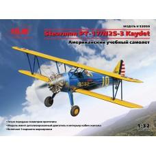 32050 авиация Stearman PT-17/N2S-3 Kaydet American Training Aircraft (1:32)