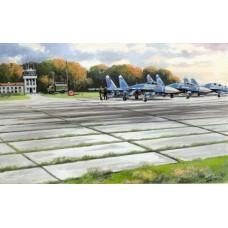 Советские плиты аэродромного покрытия ПАГ-14(1/72)