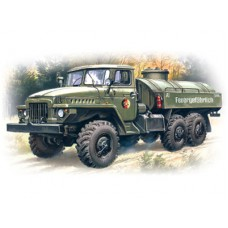 Урал 375Д  Бензозаправщик