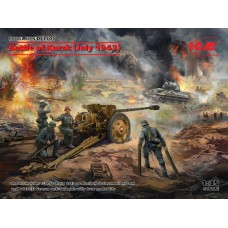 DS3505 ICM Курская битва (июль 1943 г.), 1/35