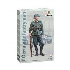 7407 Солдаты GERMAN INFANTRYMAN