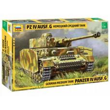 Немецкий средний танк Pz IV Ausf. G