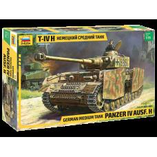 Немецкий средний танк T-IV (H)