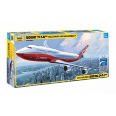 Пассажирский авиалайнер Боинг 747-8