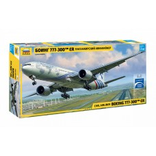 Пассажирский авиалайнер Боинг 777-300 ER