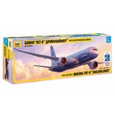 Пассажирский авиалайнер Боинг 787-9 «Дримлайнер»
