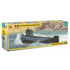 Советская атомная подводная лодка К-19