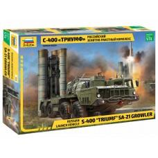 5068 Российский зенитно-ракетный комплекс С-400 «Триумф»